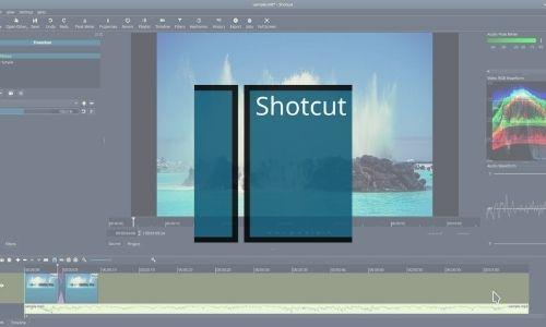shotcut open source project