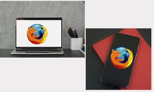 firefox on pc and mobile