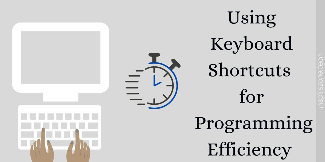 keyboard shortcuts for programmers