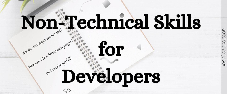 non-technical skills for developers