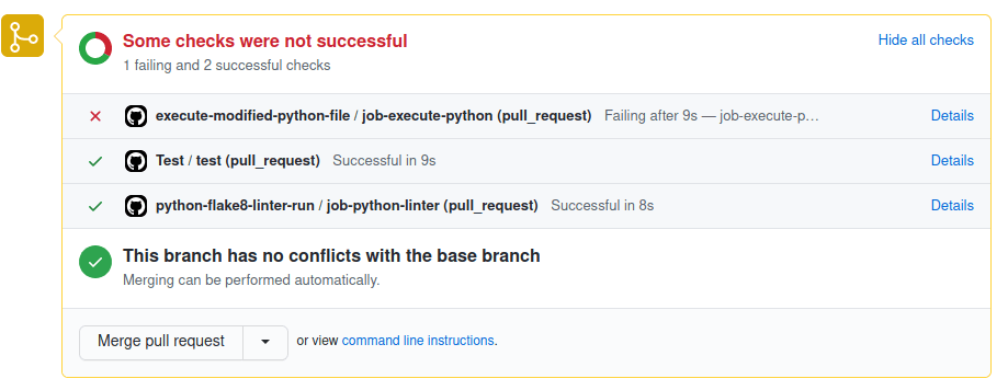 open source repo workflow