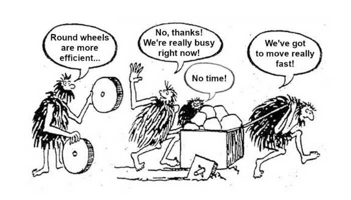 what is technical debt, too busy