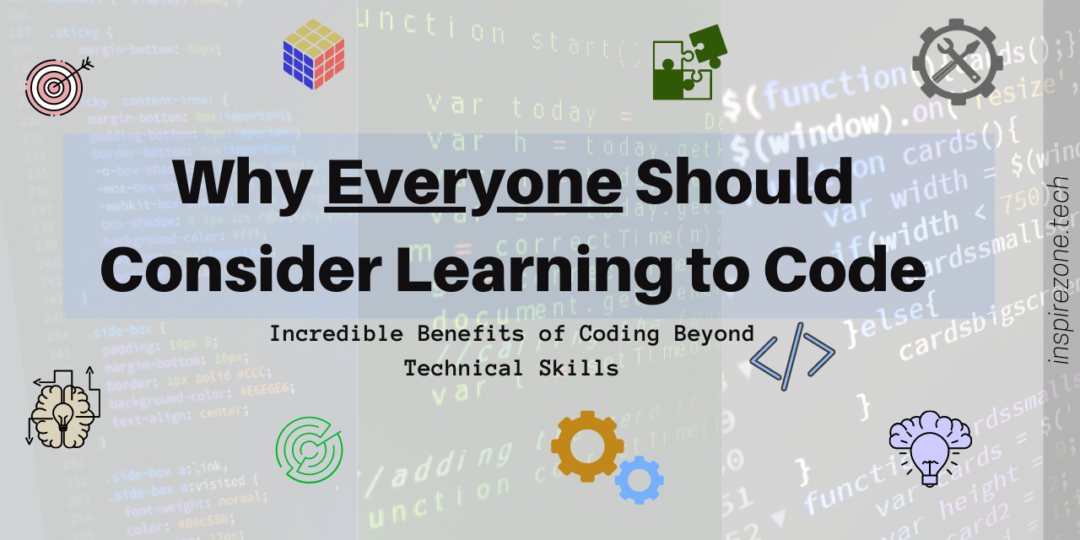 3 Incredible benefits of coding beyond technical skills